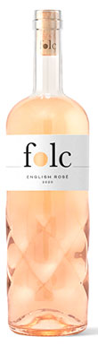 Folc, English Rosé, Kent, England, United Kingdom, 2020
