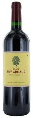 Clos Puy Arnaud, Castillon Côtes de Bordeaux, 2015