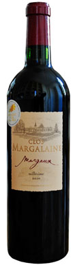 Clos Margalaine, Margaux, Bordeaux, France, 2015
