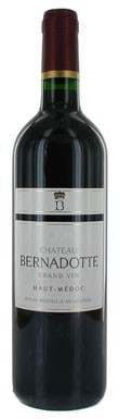 Château Bernadotte, Haut-Médoc, Bordeaux, France, 2015