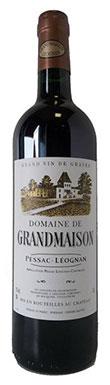 Domaine de Grandmaison, Graves, Bordeaux, France, 2015