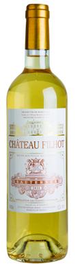 Château Filhot, Sauternes, 2eme Cru Classé, Bordeaux, 2011