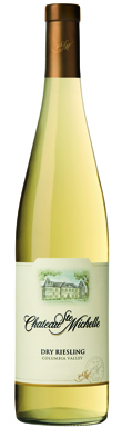 Chateau Ste Michelle, Dry Riesling, Columbia Valley, 2012