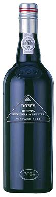 Dow's, Port, Quinta Senhora da Ribeira, Douro, 2004