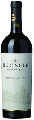 Beringer, Napa Valley, Cabernet Sauvignon, California, 2011