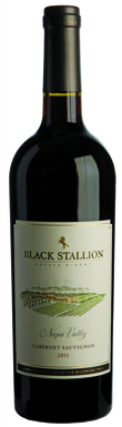 Black Stallion Estate, Cabernet Sauvignon, Napa Valley, 2011