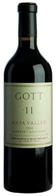 Gott Wines, 11 Cabernet Sauvignon, Napa Valley, 2011