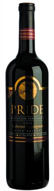 Pride Mountain Vineyards, Vintner Select Cuvée Cabernet