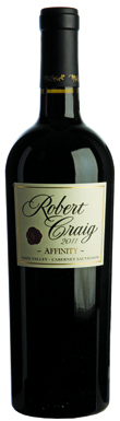 Robert Craig, Affinity, Napa Valley, California, USA, 2011