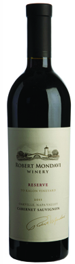 Robert Mondavi, To Kalon Vineyard Reserve Cabernet