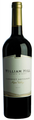 William Hill, Cabernet Sauvignon, Napa Valley, 2011