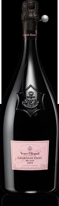 Veuve Clicquot, La Grande Dame Rosé, Champagne, France, 2004