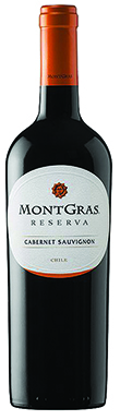 MontGras, Reserva, Central Valley, Chile, 2013