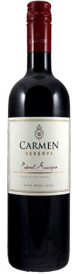 Carmen, Reserva, Maipó Valley, Chile, 2011