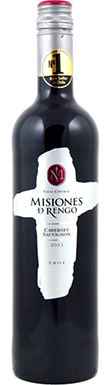 Misiones de Rengo, Cabernet Sauvignon, Central Valley, 2013
