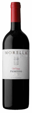 Morella, Old Vines Primitivo, Salento Rosso, Puglia, 2011