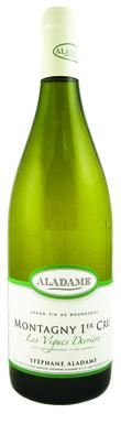 Domaine Stéphane Aladame, Montagny, 1er Cru Les Vignes