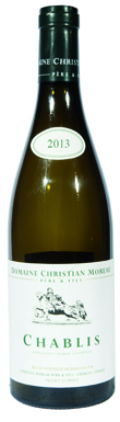 Domaine Christian Moreau, Chablis, Burgundy, France, 2013