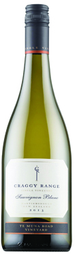Craggy Range, Te Muna Road Sauvignon Blanc, Martinborough
