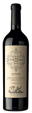 Bodega Aleanna, Gran Enemigo Single Vineyard Agrelo Cabernet