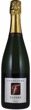 Champagne Fleury, Blanc de Noirs Brut, Aube, Champagne