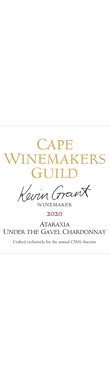Ataraxia, The Gavel Chardonnay, Hemel-en-Aarde Ridge, 2020