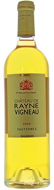 Château de Rayne Vigneau, Sauternes, 1er Cru Classé, 2009