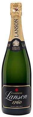 Lanson, Black Label Brut, Champagne, France