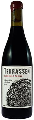Terrassen, Cabernet Franc, Finger Lakes, 2018