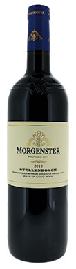 Morgenster, Stellenbosch, South Africa, 2010