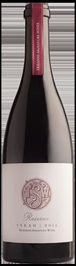 Trizanne Signature Wines, Reserve Syrah, Cape Agulhas, 2017