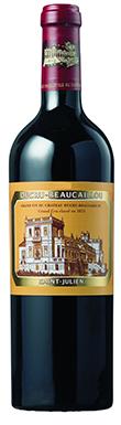 Château Ducru-Beaucaillou, St-Julien, 2ème Cru Classé, 2018
