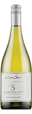 Cono Sur, Single Vineyard Block 5 Chardonnay, 2018