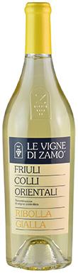 Le Vigne di Zamò, Ribolla Gialla, Friuli, Colli Orientali