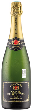 Lidl, Comte de Senneval, Champagne, France, 2014
