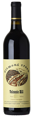 Diamond Creek, Volcanic Hill Cabernet Sauvignon, Napa
