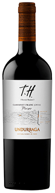 Undurraga, TH Cabernet Franc Maipo, Maipo Valley, 2016