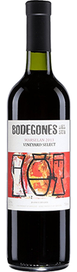 Bodegones del Sur, Vineyard Select Marselan, Juanicó, 2019