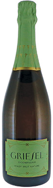 Griesel & Compagnie, Pinot Brut Nature, 2015