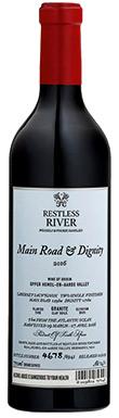 Restless River, Main Road & Dignity, Upper Hemel-en-Aarde