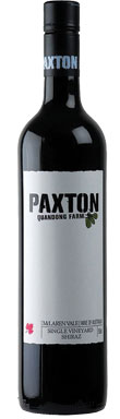Paxton Vineyards, McLaren Vale, Quandong Farm Single