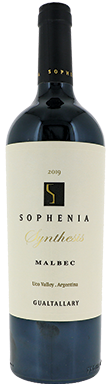 Finca Sophenia, Synthesis Malbec, Uco Valley, Gualtallary