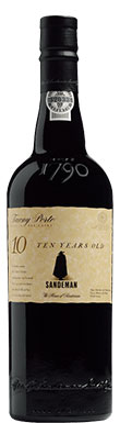 Sandeman, 10 Year Old, Port, Douro Valley, Portugal
