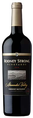 Rodney Strong, Estate Vineyard Cabernet Sauvignon, Sonoma