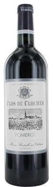 Clos du Clocher, Pomerol, Bordeaux, France, 2017