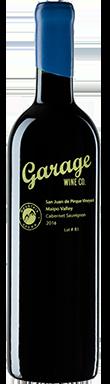Garage Wine Co, San Juan de Pirque Vineyard Lot #81, 2016