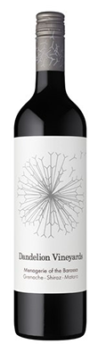 Dandelion Vineyards, Menagerie GSM, Barossa Valley, 2014