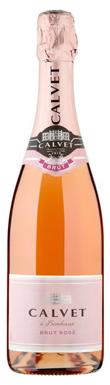 Calvet, Brut Rosé, Crémant de Bordeaux, Bordeaux, France