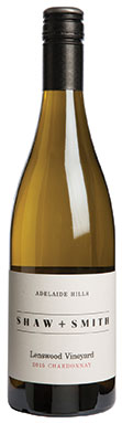 Shaw & Smith, Adelaide Hills, Lenswood Chardonnay, 2015