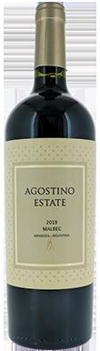 Finca Agostino, Estate Malbec, Mendoza, Argentina, 2019